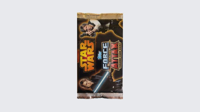 Star Wars Force Attax: Movie Series 3  Booster Pack (2013)