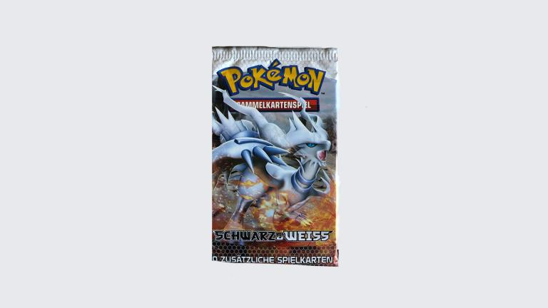 Pokémon: Black & White  Booster Pack (2011)