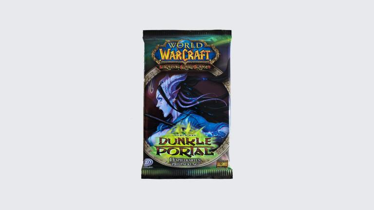 World of Warcraft TCG: Through the Dark Portal  Booster Pack (2007)