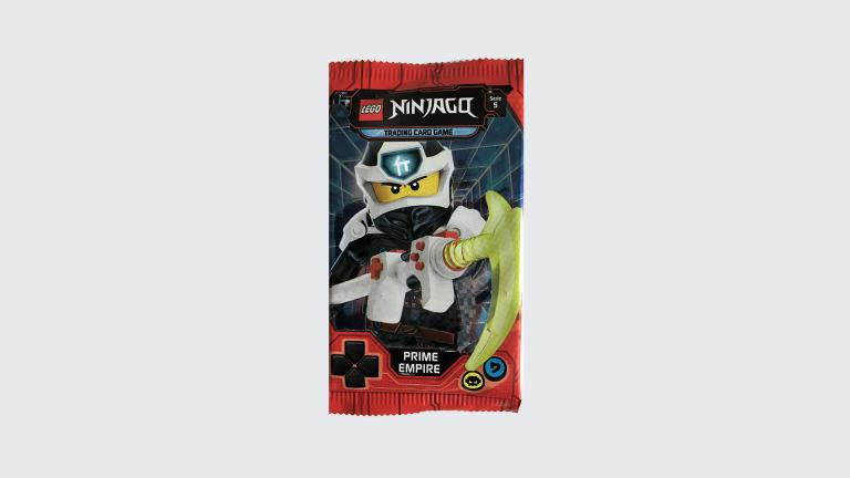 Lego Ninjago: Series 5  Booster Pack (2020)